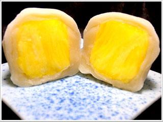 パイナップル大福